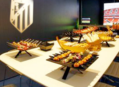 Atletico de Madrid VIP Zone