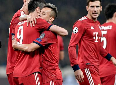 kaarten FC Bayern Munich