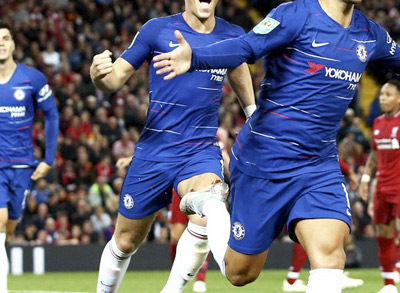 kaarten Chelsea FC