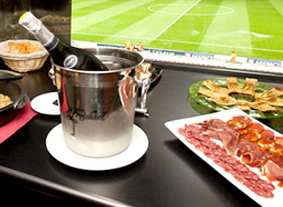 FC Barcelona Vip Zone