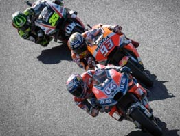 MOTOGP BILLETTER