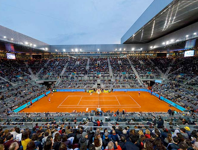 билеты Mutua Madrid Open