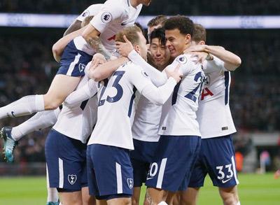 lístky Tottenham Hotspur